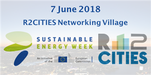 Going to EUSEW (European sustainable energy week) in Brussels?