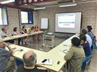Valladolid demo team puts on training workshop with AEICE building cluster