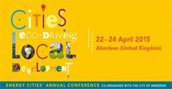 Energy Cities Annual Conference 2015