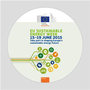 European Sustainable Energy Week (EUSEW) 2015
